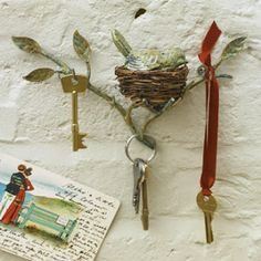 ceramic key holder