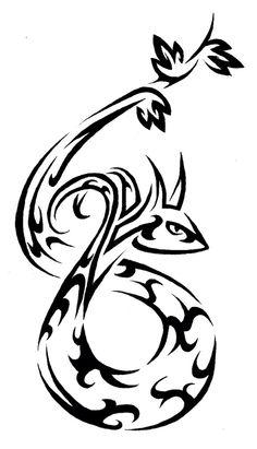 Tribal Pokemon, Tribal Cross Tattoos, Tribal Symbols, Stencil Art, Stencils, Pokemon Tattoo, Pokemon Coloring Pages, Leather Bags Handmade, Tribal Fashion