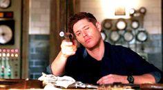 "sweetondean: Review: Supernatural 12x18 ""The Memory Remains"" - ..."