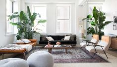 For Jonathan Neman and Nathaniel Ru, two of the three Sweetgreen cofounders, Homepolish's Noa Santos cooked up the perfect bachelor pad in SoHo.