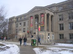 Agriculture Building, Central Campus, Iowa State University, Ames, IA