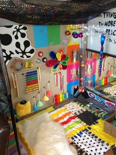 An absolutely fabulous DIY sensory room area for autism, Alzheimer's, pain, dementia, SPD, mental illness and more!: