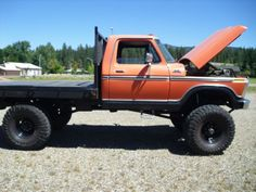 1979 Ford Truck, Ford Pickup Trucks, Ford 4x4, Truck Mechanic, Truck Flatbeds, Classic Ford Trucks, Old Pickup, Lifted Chevy Trucks, Old Fords