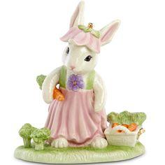 Bunny Harvest Figurine By Lenox