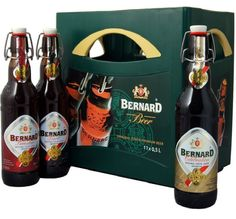 BERNARD dark beer from Humpolec (South Bohemia), Czechia. Two of Bernard dark beers (Amber and Special) became winners and holders of gold medals of World Beer Championships in 2011 in USA. #beer #darkbeer #amber #Czechia #Czechbeer #worldchampion