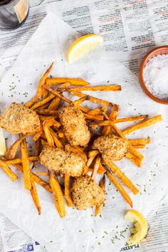 Oven Baked Fish Nuggets, made with real fish, are the homemade alternative to boxes of crumbed fish from the supermarket.