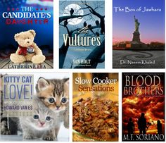 JULY 4th - I have 29 NEW Free eBooks to add today! Check out the whole list on the blog. Pick out all the free books you want, read each book's description, read all the reviews, check out the star ratings - or just place your order! All of this week's previous free books are listed there too - plus even a sneak peek at tomorrow's list! DID YOU KNOW? You can read these free e-books on your smartphone, PC/Mac computer, or tablet - just grab yourself a free Kindle Reading app and start…