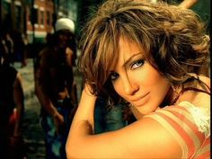 Jennifer Lopez feat 50 Cent - I'm gonna be alright. She is so beautiful this entire video. Love the contacts