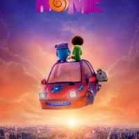 """Review: """"Home"""" - Phil and Ken have another great #film review for #family #movie night. #Moms and #dads, take time to know what your #children are watching! #parenting"""