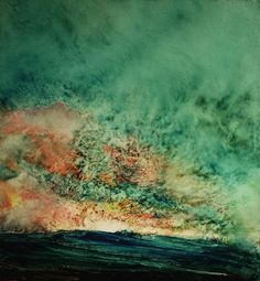 Sky On Fire by Maurice Sapiro | Artfinde