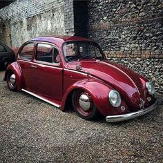 Bagged and cherry #vwbeetle