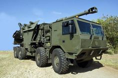South African self-propelled howitzer Armored Vehicles, Military Vehicles, Cars And Motorcycles, Tractors, Weapons, Monster Trucks, Aircraft, Guns, African