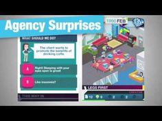 Campaign The Game el primer juego que simula el día a día de una agencia de #publicidad #video Qué les parece?