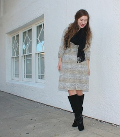 The LT Savvy Style Challenge: Megan's night look from TF Diaries.