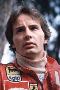 Gilles Villeneuve was and still is one of the most iconic drivers in the history of Formula 1 who became even more popular after his fatal crash in Belgian Grand Prix, British Grand Prix, Subaru, Grand Prix F1, Jody Scheckter, San Marino Grand Prix, Gp F1, Audi, Gilles Villeneuve