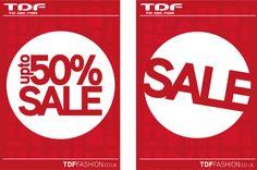 TDF Fashion - Adam Knights | Graphic Design
