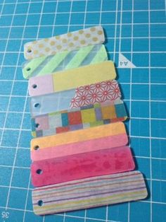 Easy Crafts For Kids, Cute Crafts, Crafts To Make, Arts And Crafts, Diy Crafts, Washi Tape Diy, Masking Tape, Envelope, Shrinky Dinks