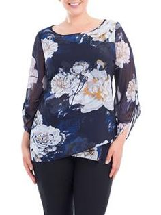 Laura Plus has the best of women's 14+ dresses, sweaters, blouses & pants