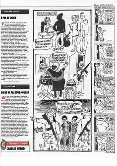 Pag 5 - Tutto il nr 1178 del 14 gennaio di Charlie Hebdo può essere scaricato liberamente da http://laduendes.blogspot.it/2015_01_01_archive.html