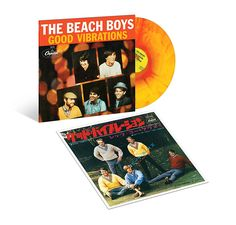 "The Beach Boys - Good Vibrations - Colored Vinyl 12"""