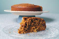 Carrot cake met speltmeel zonder geraffineerde suiker