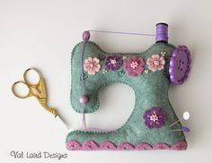 Val Laird Designs - Journey of a Stitcher: Deja Vu! It's happened again!