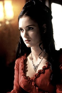 Winona Ryder in Dracula another adolescent nostalgia :)