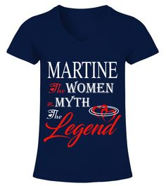 # MARTINE THE MYTH THE WOMEN THE LEGEND .  MARTINE THE MYTH THE WOMEN THE LEGEND  A GIFT FOR THE SPECIAL PERSON  It's a unique tshirt, with a special name!   HOW TO ORDER:  1. Select the style and color you want:  2. Click Reserve it now  3. Select size and quantity  4. Enter shipping and billing information  5. Done! Simple as that!  TIPS: Buy 2 or more to save shipping cost!   This is printable if you purchase only one piece. so dont worry, you will get yours.   Guaranteed safe and secure…