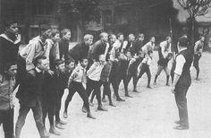 Berlin, Jungensport 1900.
