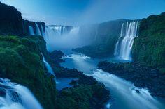 Iguazú-Wasserfälle, Fotograf Markus Mauthe