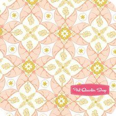 Calliope Pink Scroll Yardage SKU# C3201-PINK