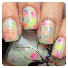 Jindie Nails Candy Land Remix