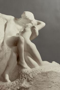 Eternal Spring, early 1900s (marble) by Rodin, Auguste (1840-1917)