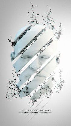 3d studio max graphic design poster - Pesquisa Google