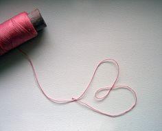 thread heart