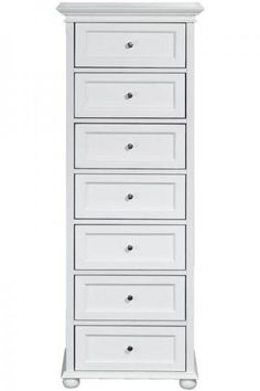 Hampton Bay Seven-Drawer Chest from Home Decorators for my closet!