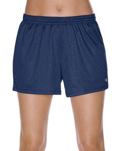 Champion Womens Mesh Short Heritage Navy Small ** You can find out more details at the link of the image.Note:It is affiliate link to Amazon.
