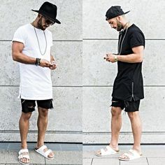 Summer look Men's wear # fashion for men # mode homme # men's fashion