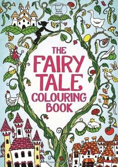 the fairy tales coloring book buster activity - Pesquisa Google