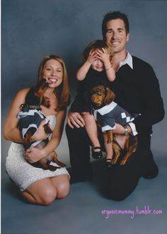 The best family photo ever!  love this one .