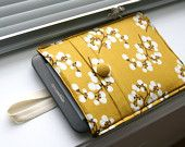 Kindle Case / Kindle Cover / Kindle Sleeve / Kindle Fire / Kindle Touch / Kindle Paperwhite - Cotton Flower