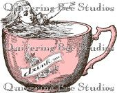 View Alice in Wonderland by QuiveringBeeStudios on Etsy