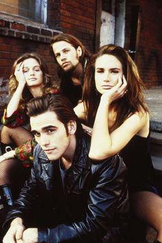 matt dillon, kelly lynch, james legros + heather graham • drugstore cowboy