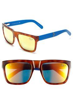 Original+Penguin+'The+Flynn'+55mm+Polarized+Sunglasses+available+at+#Nordstrom