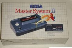 Sega Master System II con Alex Kid. So many hours of my youth