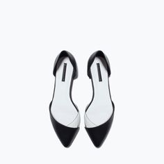 VINYL D'ORSAY SHOES - Shoes - WOMAN | ZARA Croatia