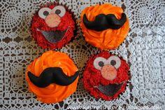 Elmo & Moustaches