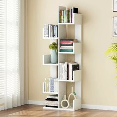 Ebern Designs Carleton Etagere Bookcase & Reviews | Wayfair