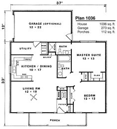 New House Plan HDC    is an Easy to Build  Affordable Bed    New House Plan HDC    is an Easy to Build