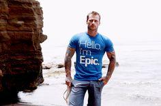 Hello. I'm Epic.